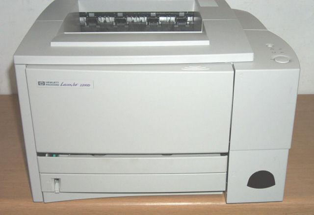 HPLaserjet2200d