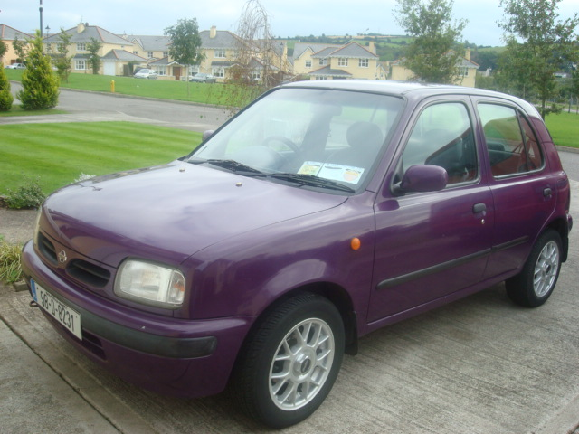My Purple Micra